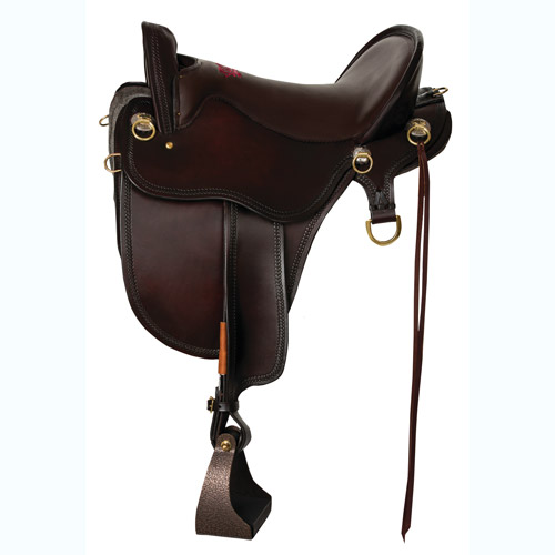 Tucker River Plantation Trail Saddle For Sale