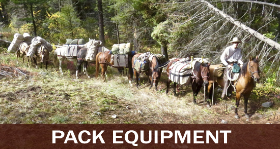 Pack Equipment