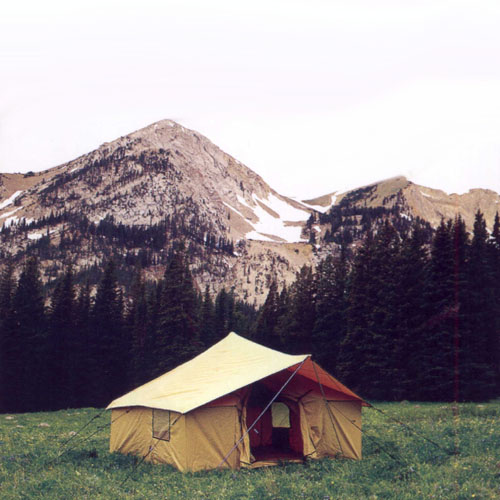 Montana Canvas Spike Tents  sc 1 st  Outfitters Supply & Camping Tents u0026 Stoves-outfitterssupply.com