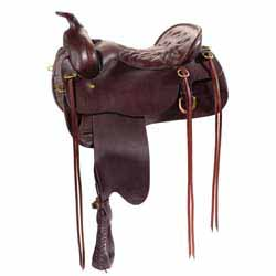 Tucker Cheyenne Frontier Trail Saddle