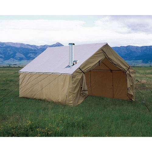 Montana Canvas Wall Tent - Montana Blend w/ Tan Relite  sc 1 st  Outfitters Supply & Montana Canvas Tents | Canvas Wall Tents for Sale