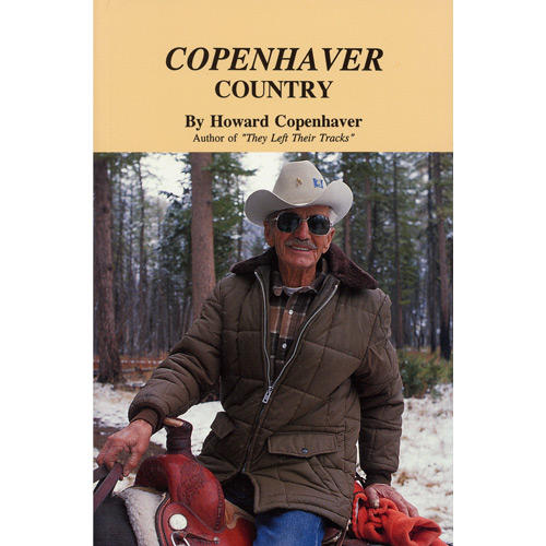 Copenhaver Country, Collection of Stories by Howard Copenhaven