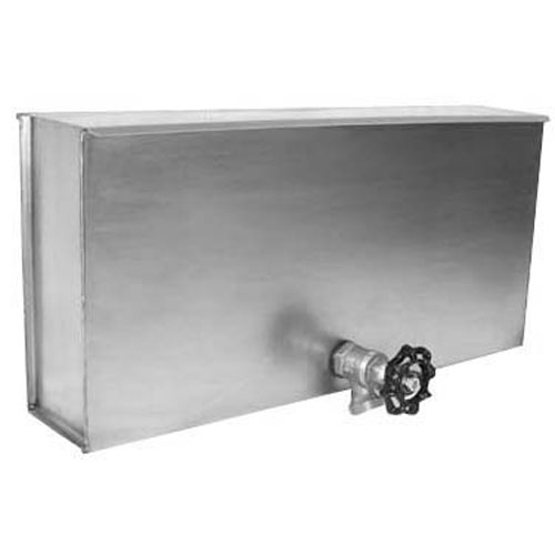 Stainless steel water tank deluxe
