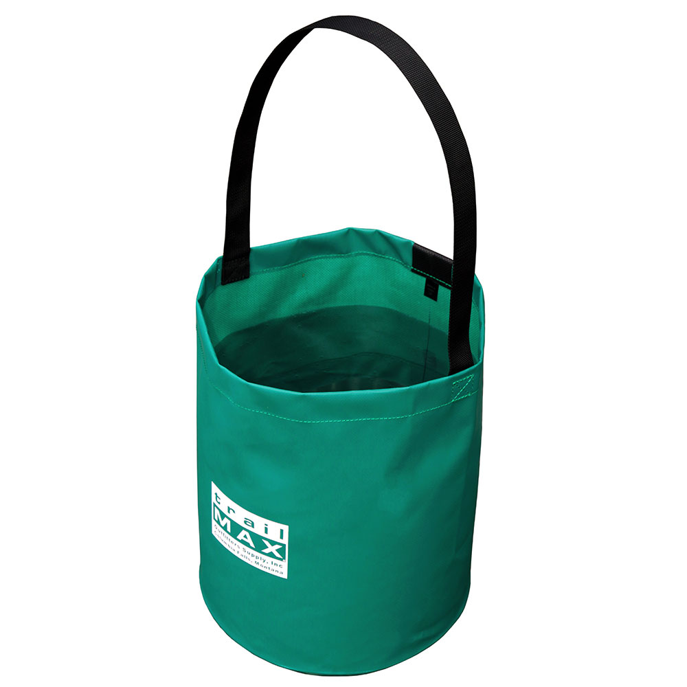 Collapsible Water Bucket: 3 Gallons