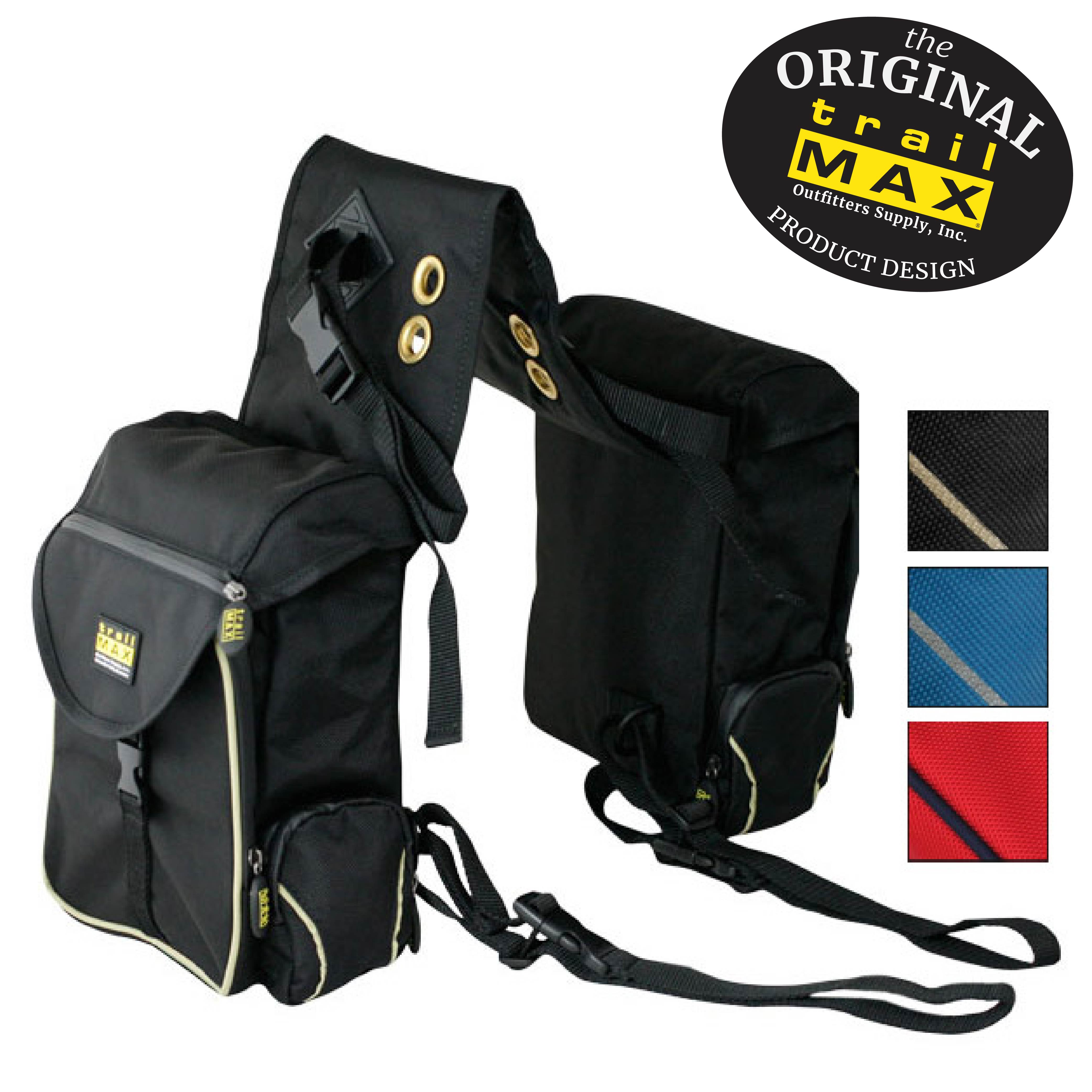 TrailMax 500 Series Back Pockets