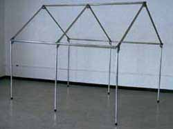 Wall Tent Frames From Montana Canvas Tent Company
