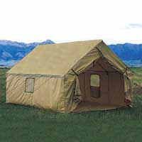 ... Montana Canvas Wall Tent in Tan Relite  sc 1 st  Outfitters Supply : montana wall tents - memphite.com