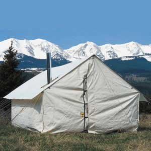 Montana Canvas Tents & Camping Tents and Shelters | Cabin Style Tents | Outfitters Supply
