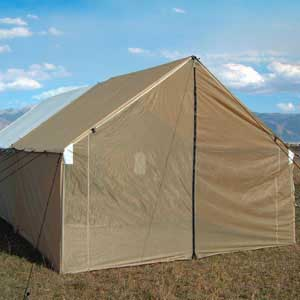 Wall Tent Porches : montana canvas spike tent - memphite.com